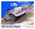 1966 Corvette Stingray Posters