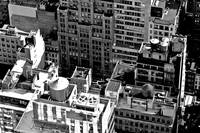 Rooftops of NY, New York City, USA