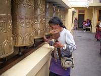 Mani Prayer Wheel 1