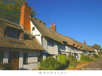 Medieval Thatched Cottages