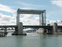 Two Fore River Bridges