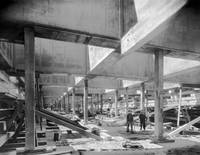 Bay Bridge Construction, lower caissons by WorldWide Archive