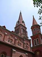 Cathedral in Lahore Pakistan View 3