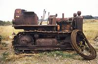 Farm Machinery - Too Old Now
