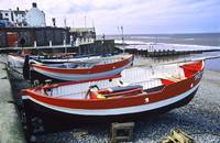 Fishing Boats at rest