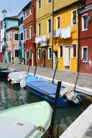 Burano Corner with Laundry