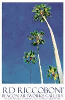 Beacon Artworks Palm Tree Poster