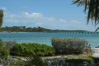 At the Bridge between Little and Great Exuma