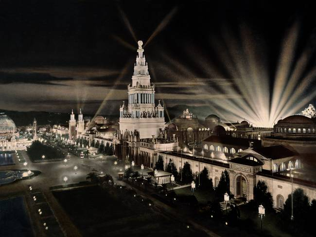 Tower of Jewels, P.P.I.E. 1915