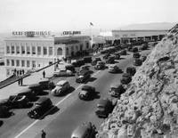 The Third Cliff House, c. 1940 by WorldWide Archive