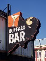 Buffalo Bar Neon Sign
