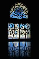 Mosque Foyer Window 2