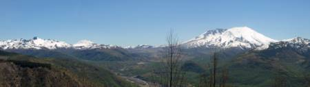 Mount St Helens ~ Panoramic