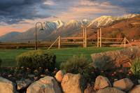 Sunrise In Carson Valley