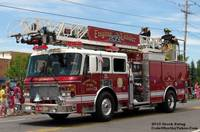 Round Lake Fire Dept EL-542