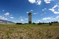 Bozeman airport tower