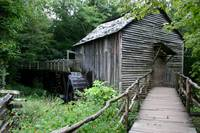 Old Water Mill (in Great Smoky Mountains)