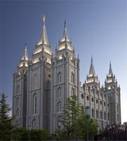 Salt Lake City LDS Temple