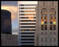 San Francisco Skyline Rearranged by WorldWide Archive