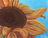 Sunflower Series, Number 4