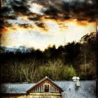 November Sky by Jim Crotty