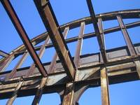 Structure on Hudson Pier