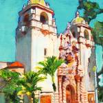 """Childrens Theater Balboa Park"" by RDRiccoboni"