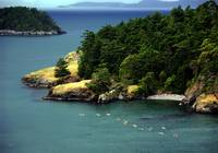 Deception Pass Kayakers