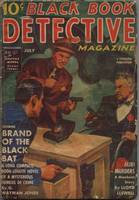Black Book Detective 1st Black Bat July 1939