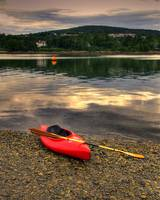 Bar harbor kayaking