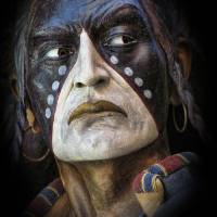 """Blackfoot Indian"" by NancyHarris"