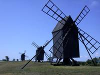 The Windmills of Öland