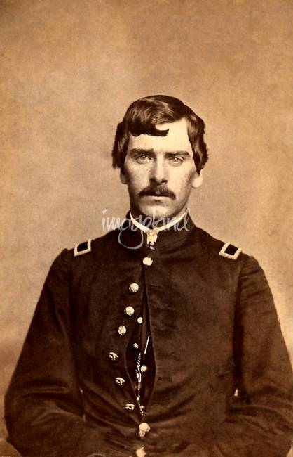 Civil War Soldier, 1860s
