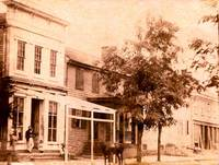Store Front, ca 1860