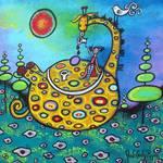 Tea Time by Juli Cady Ryan