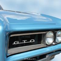 """1968 Pontiac GTO"" by bettynorthcutt"