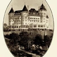 Hendrik Hudson Hotel 1901 Art Prints & Posters by Robert Piwinski