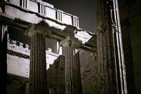 Parthenon Columns and Lintels