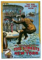 The Streets of New York Poster
