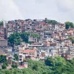 Colourful favela in Rio de Janeiro, Brazil Prints & Posters