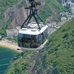 Sugarloaf cable car, Rio de Janeiro, Brazil Prints & Posters