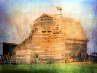 The Barn With the Broken Cupola