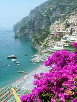 Beach at Positano