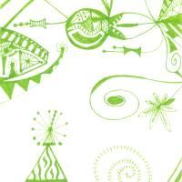 Dream Catcher Art Prints & Posters by Julie Wunderlich