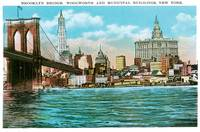 Brooklyn Bridge, Woolworth and Municipal Buildings