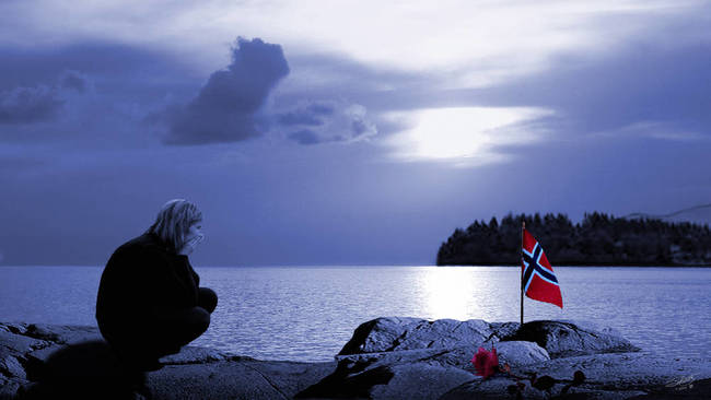 A Memorial to Norway's Fallen
