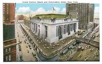 Grand Central Depot and Commodore Hotel, New York
