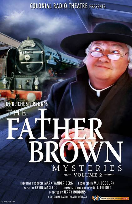 """Father Brown Mysteries - Vol. 2"" Promo Poster"