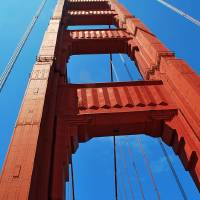 Golden Gate Bridge 6 Art Prints & Posters by Hector Rodriguez Figueroa