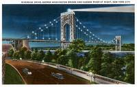 Riverside Drive, George Washington Bridge